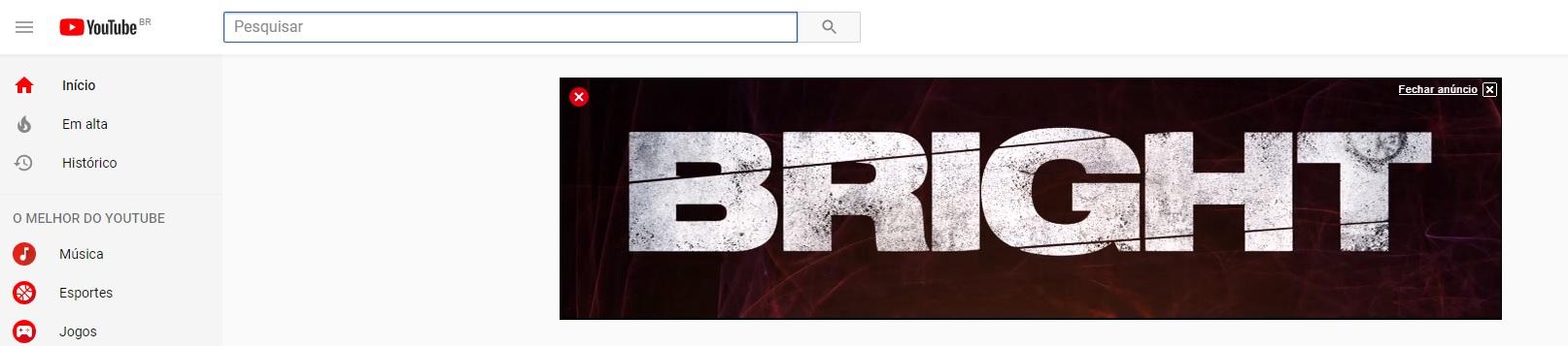 google adwords publicidade video