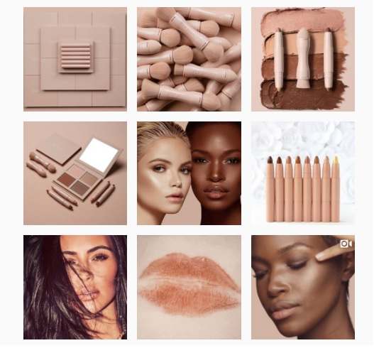 branding digital kkw beauty