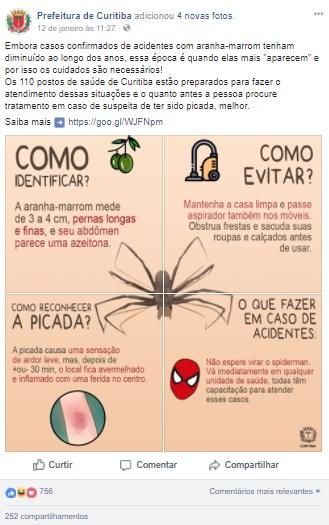 branding digital prefeitura de curitiba