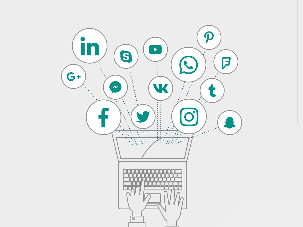 Fortalecer sua marca com as redes sociais ENVOX