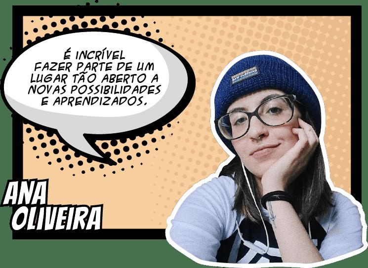 Ana Oliveira envox