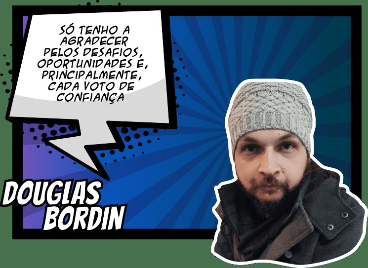 Douglas Bordin envox