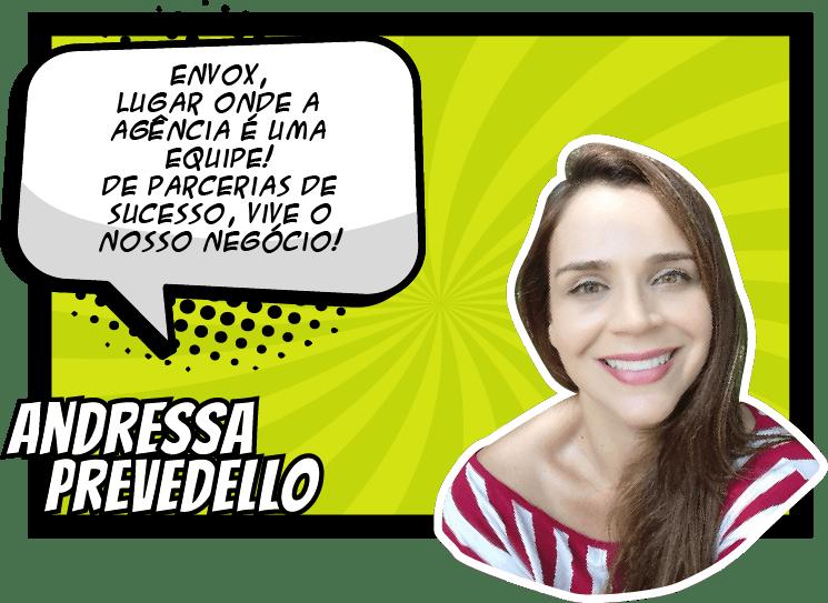 Andressa Prevedello ENVOX